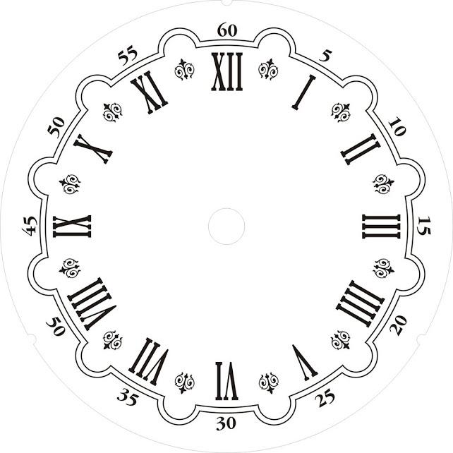 Циферблаты часов для творчества (8) (642x642, 141Kb)