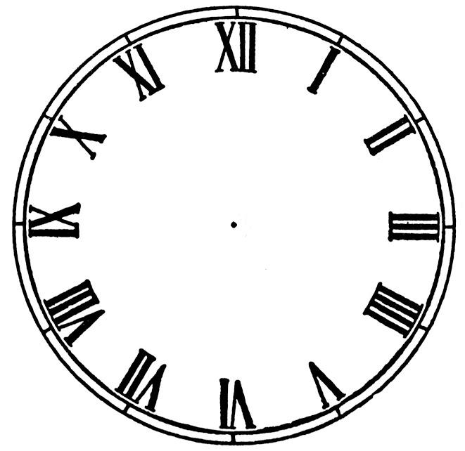 Циферблаты часов для творчества (15) (661x642, 123Kb)