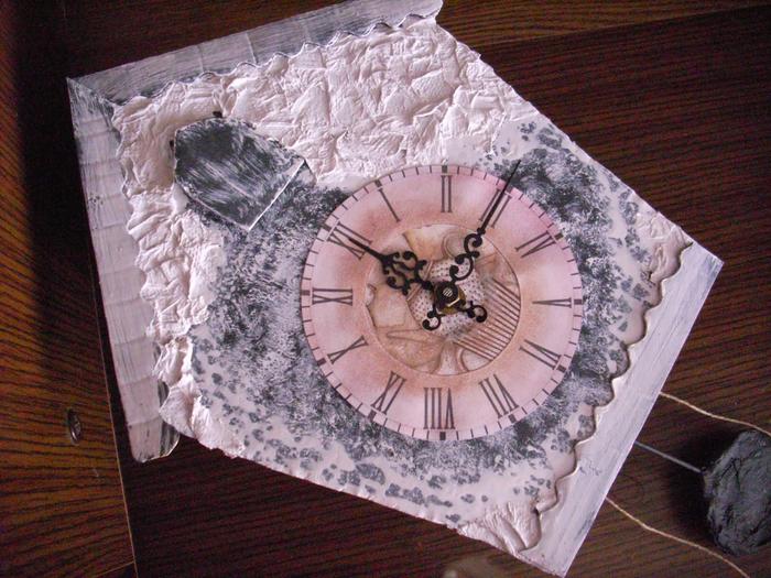 зимние часы с кукушкой из картона (3) (700x525, 522Kb)
