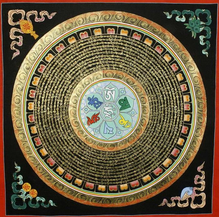 Ваджраяна — одно из главных направлений махаяны