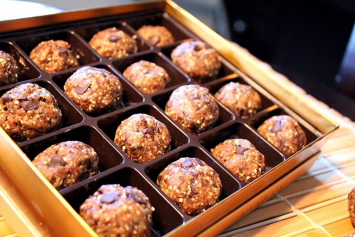 Орех в шоколаде своими руками