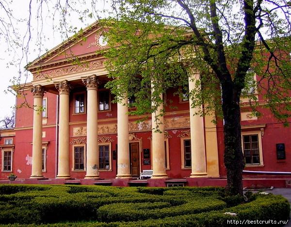 Одесский художественный музей (600x470, 326Kb)