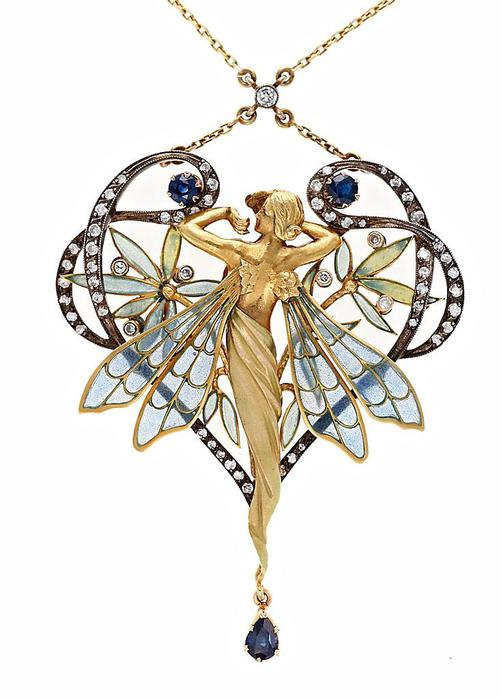 Jewelry Art Nouveau Luis Masriera Y Roses And Others