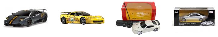 гоночные и спортивные машины