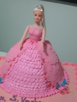 Превью barbie cake N 3 tier wdg cakes 002 (525x700, 190Kb)