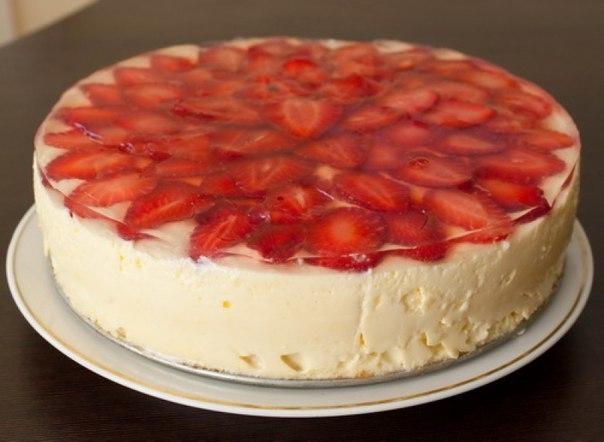 Торт с клубникой (604x442, 42Kb)