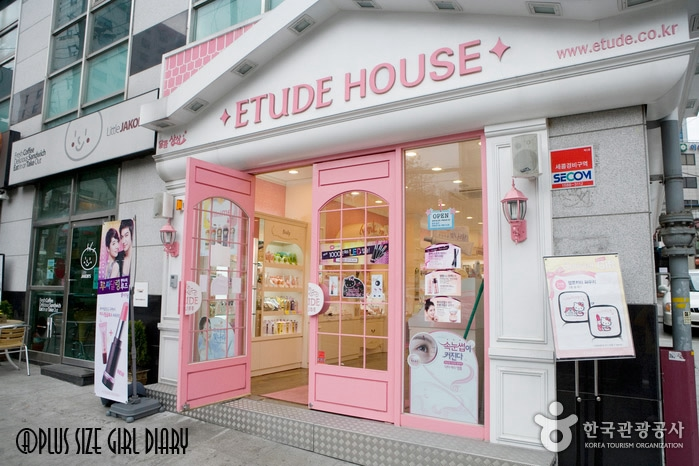 Тони моли магазин корейской косметики