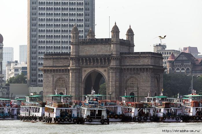 Mumbai 2014 Ворота Индии (700x466, 289Kb)