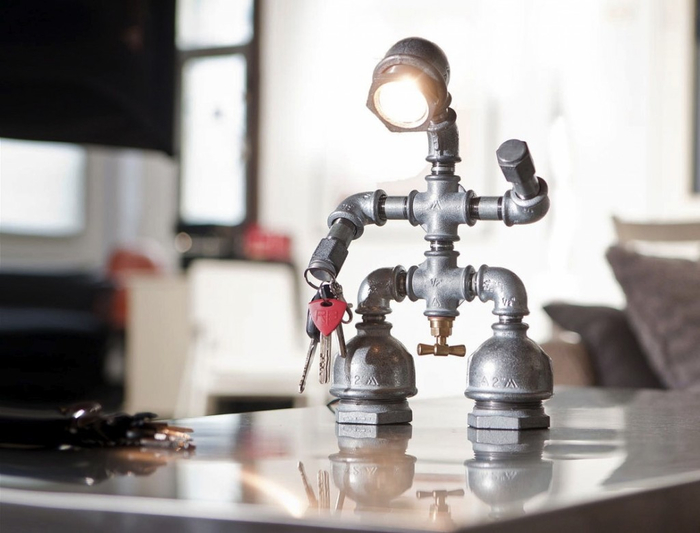 оригинальные осветительные приборы Kozo Lamp 2 (700x533, 236Kb)