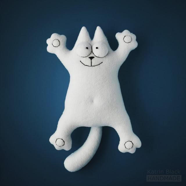 Кот саймона своими руками фото