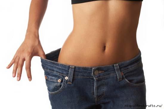 Упражнения для похудения (1) (550x365, 57Kb)