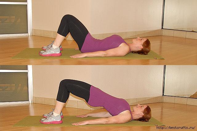 Упражнения для похудения (4) (640x425, 119Kb)