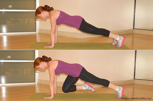 Упражнения для похудения (18) (640x425, 107Kb)