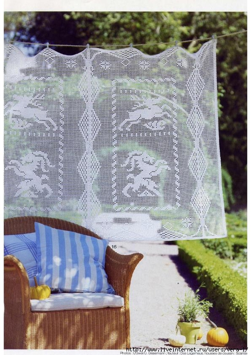 Burda special - E664 - 1982_FRA - Filet au crochet_12 (494x700, 334Kb)