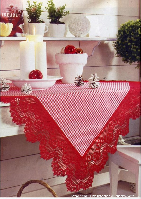 Burda special - E664 - 1982_FRA - Filet au crochet_26 (494x700, 314Kb)