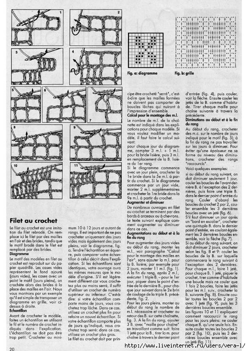 Burda special - E664 - 1982_FRA - Filet au crochet_36 (494x700, 352Kb)