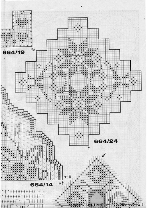 Burda special - E664 - 1982_FRA - Filet au crochet_58 (494x700, 285Kb)