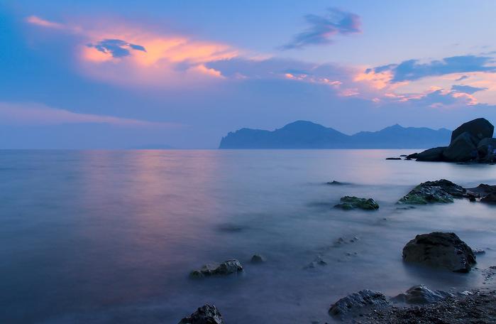 Закат Восточный Крым (700x456, 75Kb)