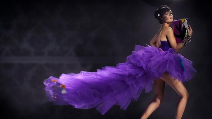 Все мне фиолетово! Фиолетовое настроение!