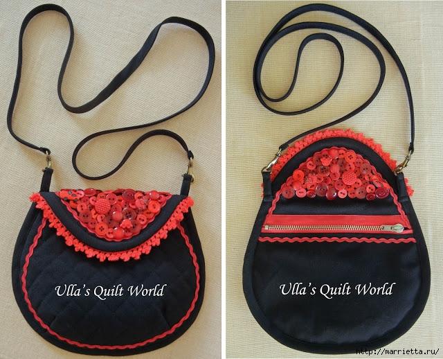 Украшаем платье аппликацией и шьем сумочку (2) (640x518, 269Kb)