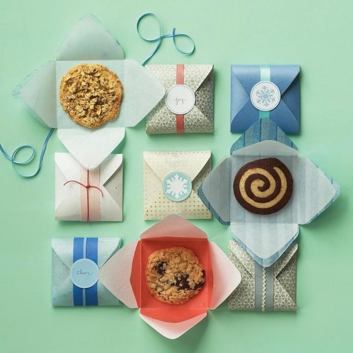 Как упаковать печенье в подарок своими руками