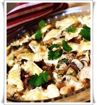 Куриное филе с грибами и сливками (339x367, 60Kb)