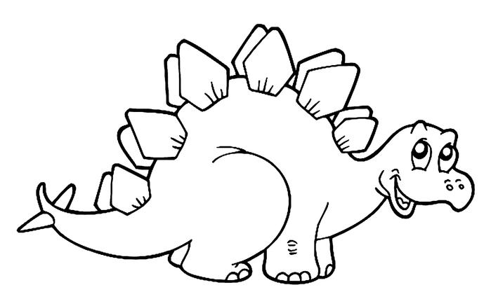 Картинки динозавров для детей 3 лет