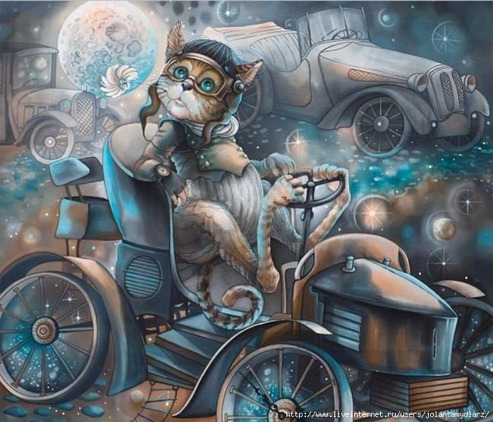 коты-и-кошки-Надежды-соколовой-21 (700x598, 321Kb)