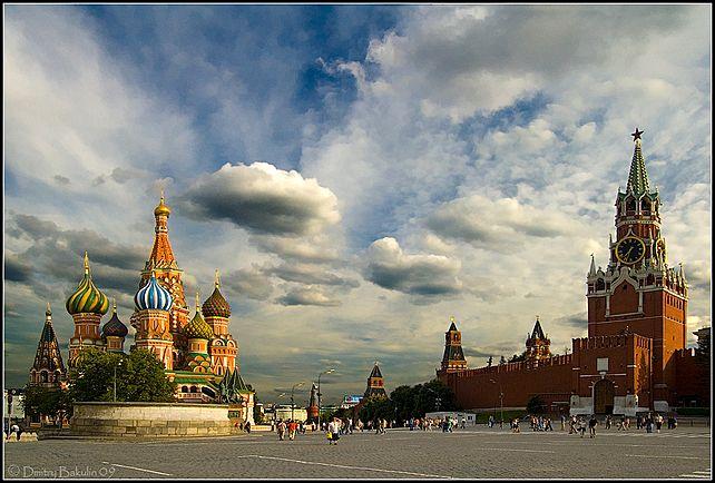 Познай мир! Москва