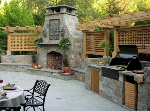 Scott Cohens Outdoor Kitchen Design Workbook Inspiring
