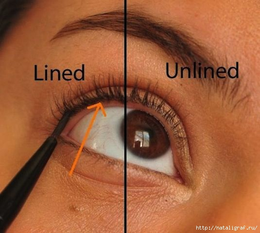 4045361_32MakeupTipsThatNobodyToldYouAbouttightlining (535x479, 107Kb)