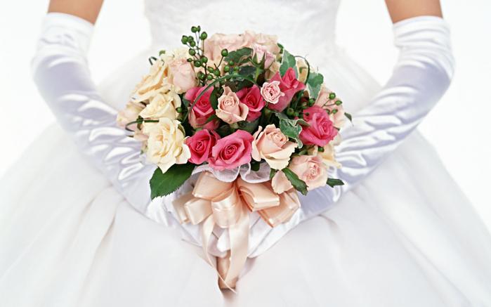 Букет невесты - ароматное счастье для двоих (3) (700x437, 228Kb)