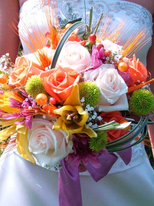 Букет невесты -  ароматное счастье для двоих (5) (525x700, 461Kb)