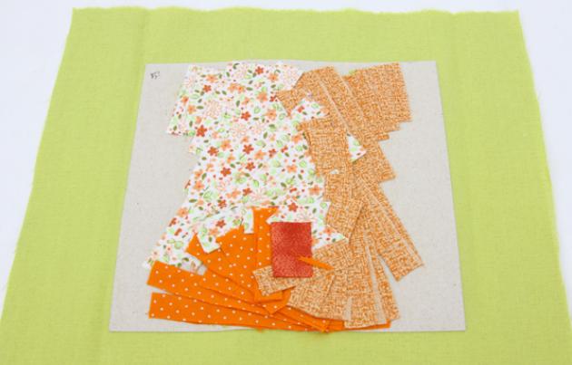 Декорирование коробочки тканью в технике айрис фолдинг (9) (630x403, 477Kb)