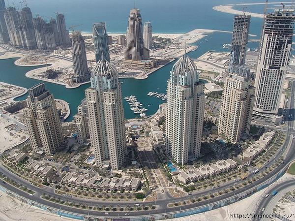 Дубай. Доставка из ОАЭ