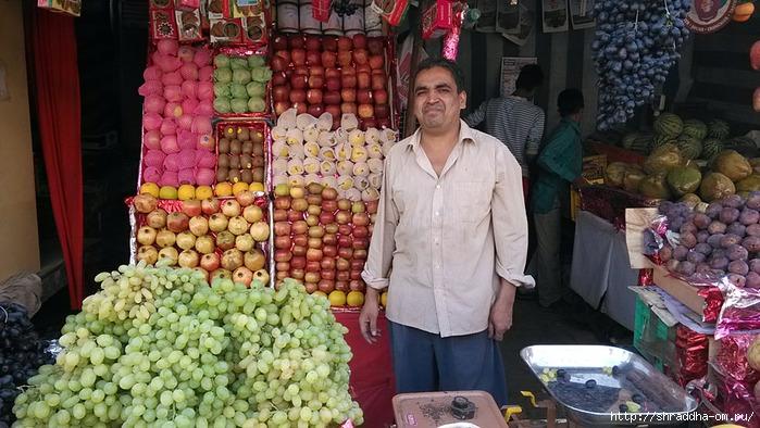 Аурангабад, рынок (700x394, 258Kb)