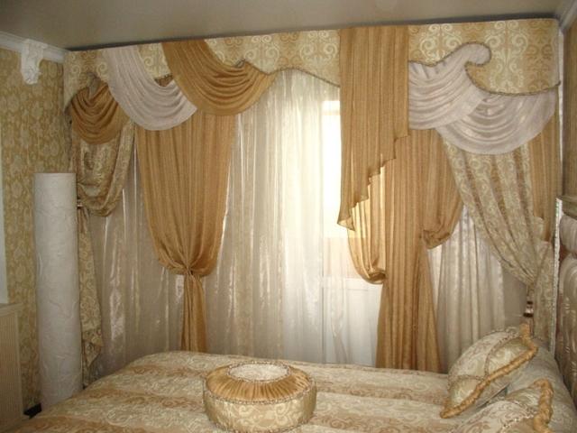 Украшение спальни