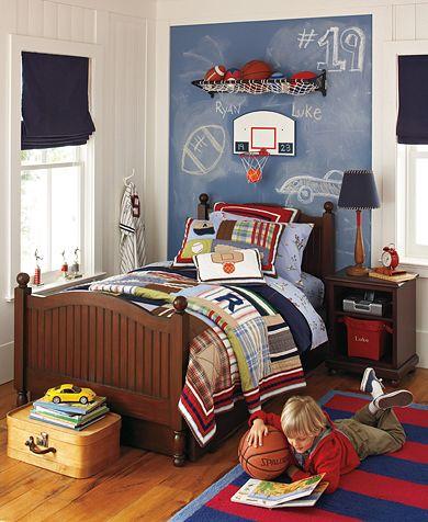 Дизайн детских комнат для мальчиков (1) (390x476, 186Kb)