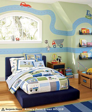 Дизайн детских комнат для мальчиков (3) (390x476, 197Kb)
