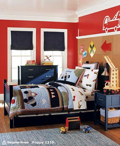 Дизайн детских комнат для мальчиков (9) (390x476, 198Kb)