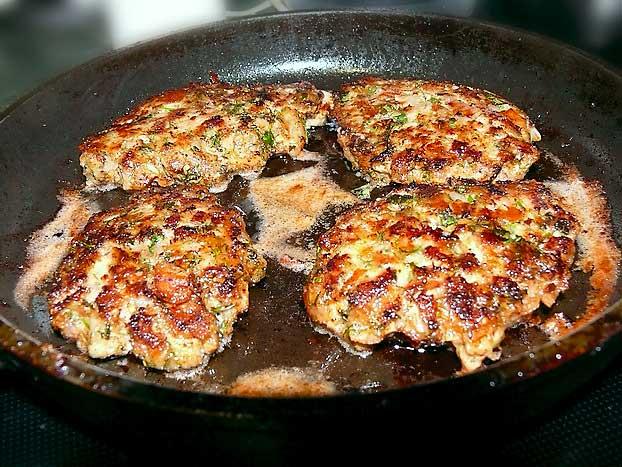 Три рецепта отбивных - в кляре, рубленые куриные и свиные (1) (622x467, 408Kb)