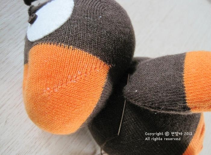 cuervo.  juguetes de los calcetines (18) (700x515, 583KB)