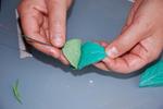 Как сделать холодный фарфор цветным - Avtomaster32.ru