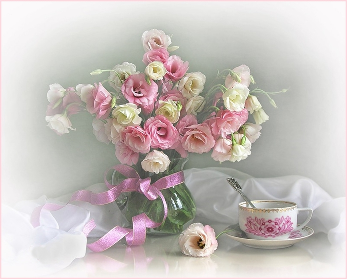 Лизиантус фото цветов