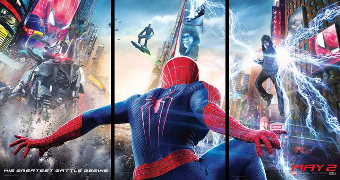 1398359723_The_Amazing_SpiderMan_2_film_banner (700x371, 68Kb)