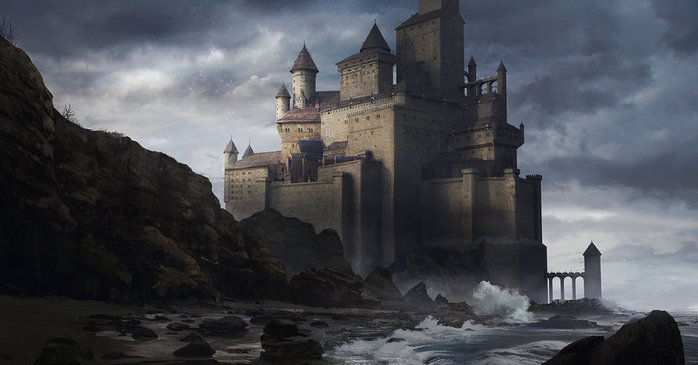 красивые-картинки-фэнтези-замок-море-2677391 (700x365, 47Kb)