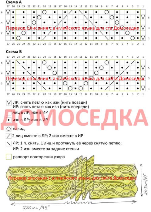 azhurnyiy-sharf-shema (498x700, 319Kb)