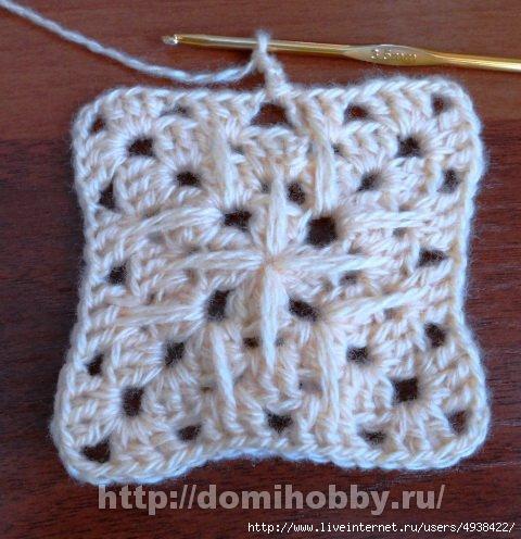 Вязание крючком пледы и подушки