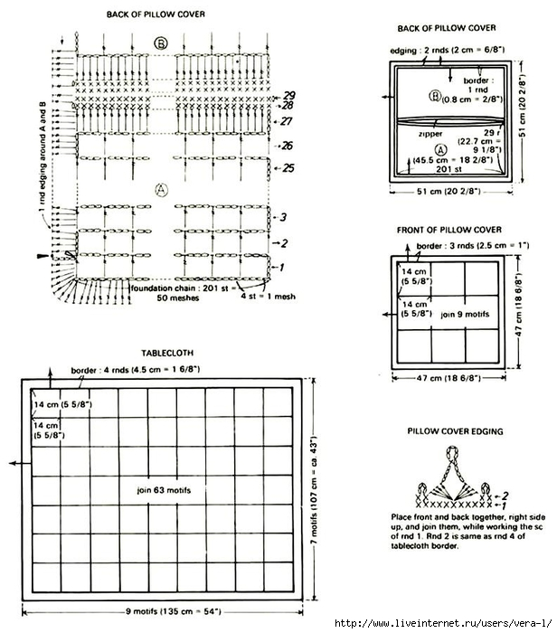 crochet-Mantel libre patrón 31 (3) (616x700, 218KB)