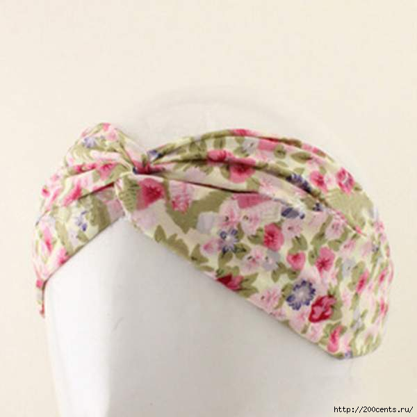 Fashion Women Flower Hair Band Turban Head Wrap Headband Twisted Knotted Yoga Head Wrap/5863438_FashionWomenFlowerHairBandTurbanHeadWrapHeadbandTwistedKnottedYogaHeadWrap5 (600x600, 70Kb)